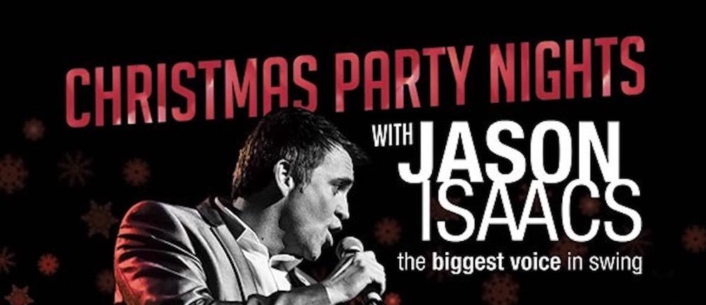 jason isaacs christmas party nights