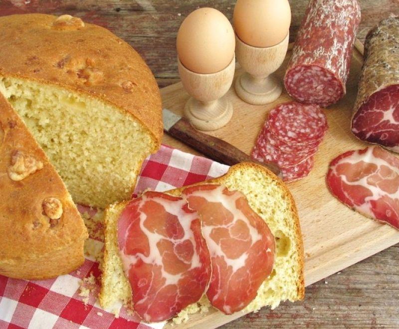 easter breakfast Italian traditions
