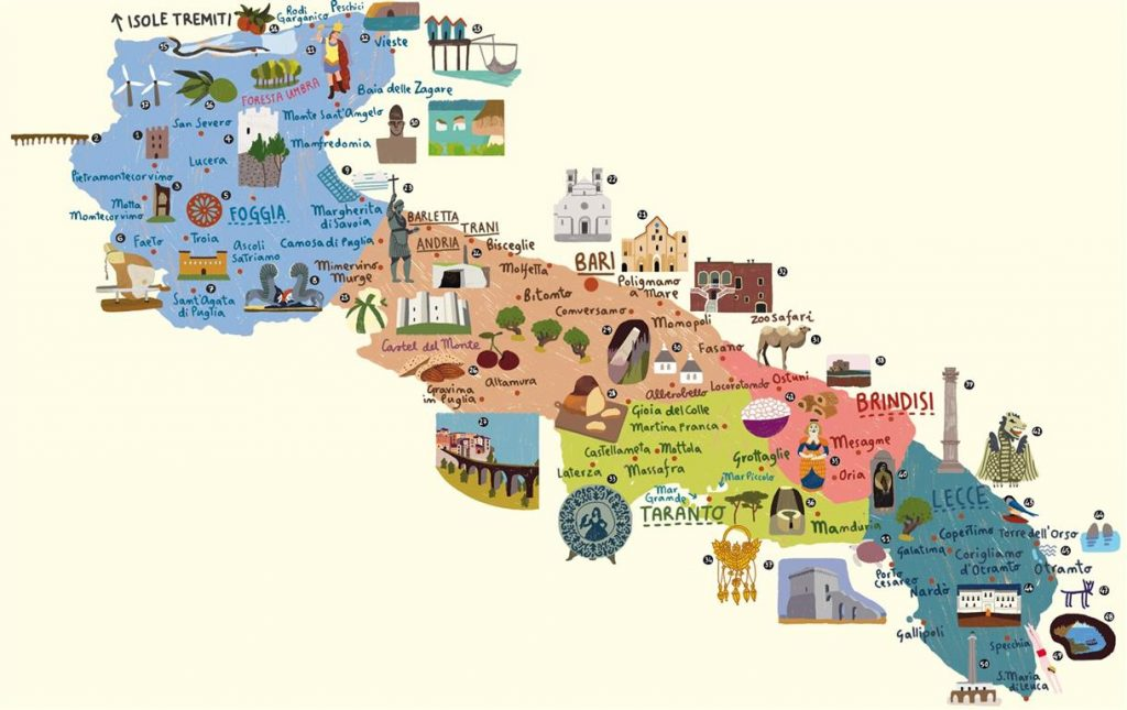 cartoon-map-of-puglia