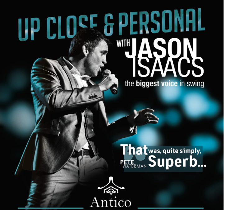 live music and food event jason isaacs