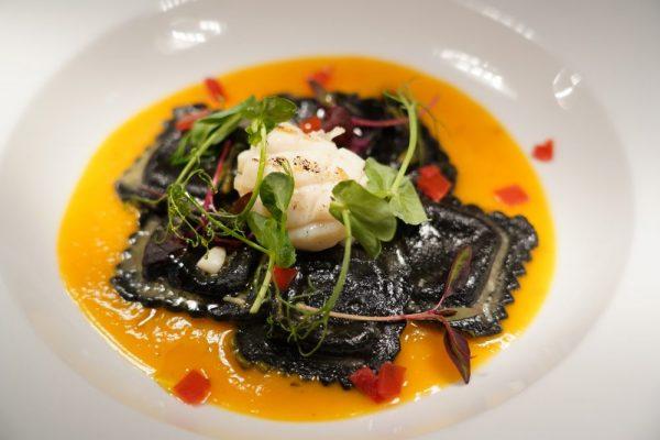 Squid-dish