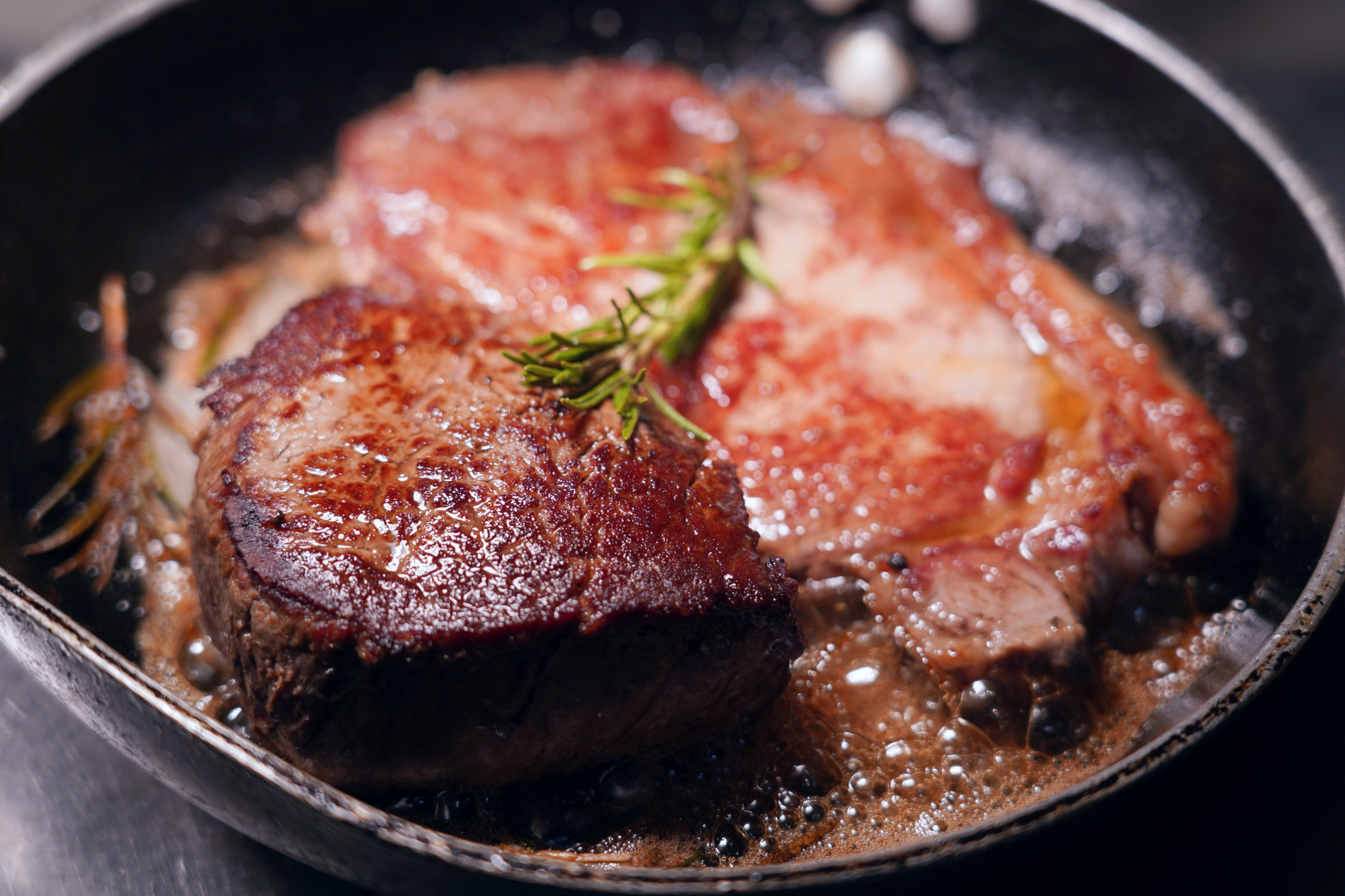 Steak at Antico